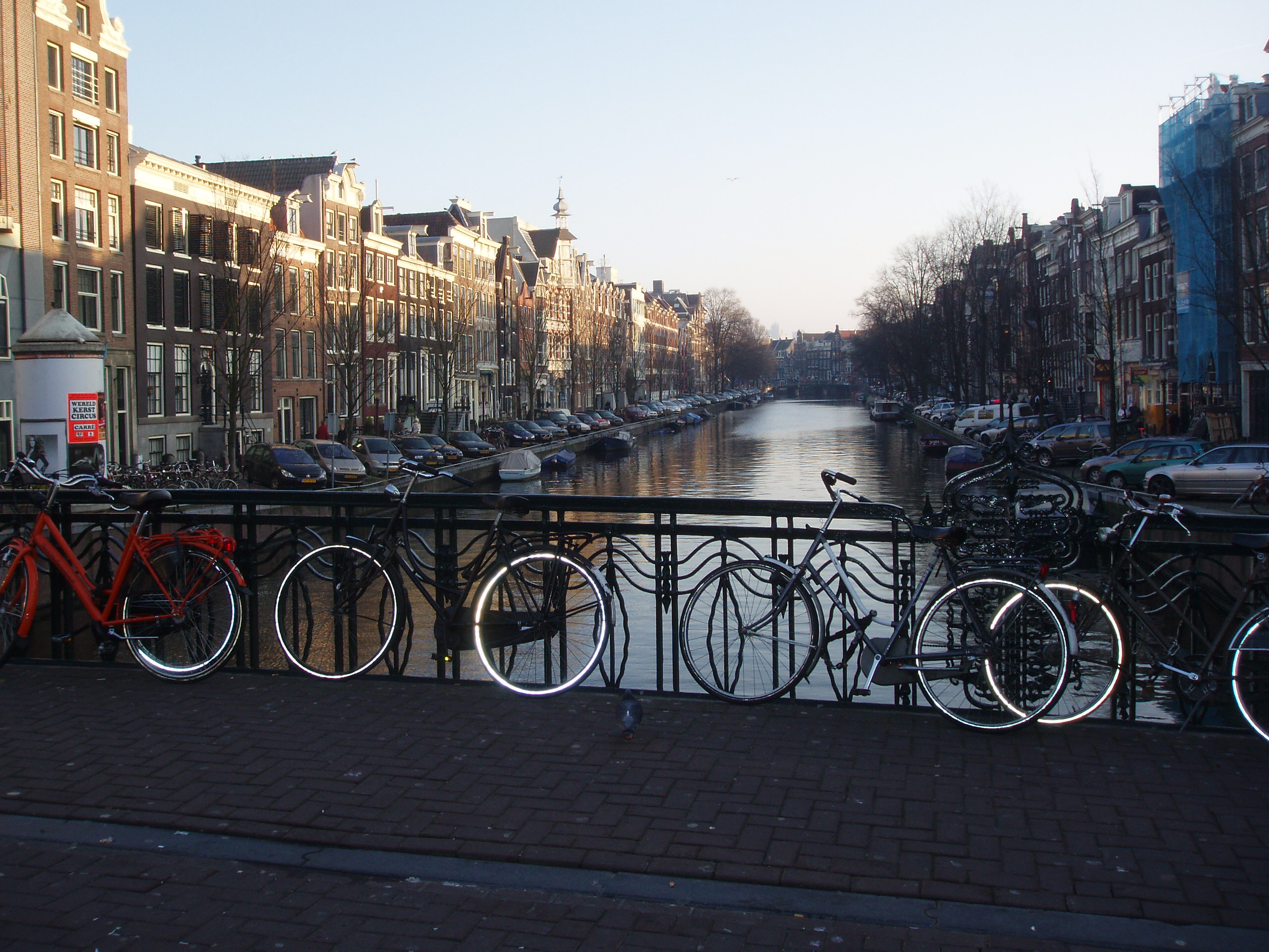 Amsterdam (Kind Of a True Story)
