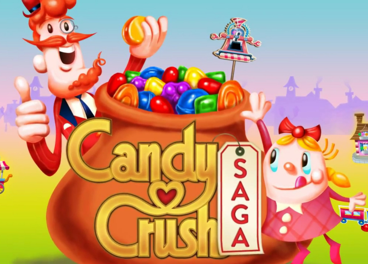[Candy] Crush it