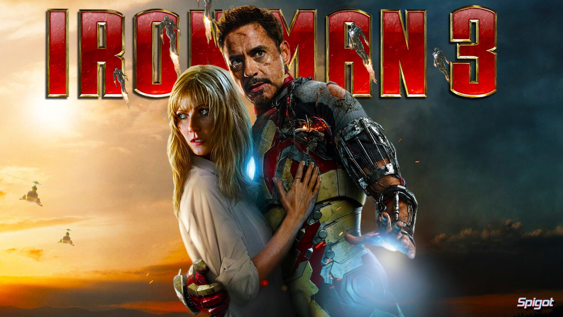 Movie iron man