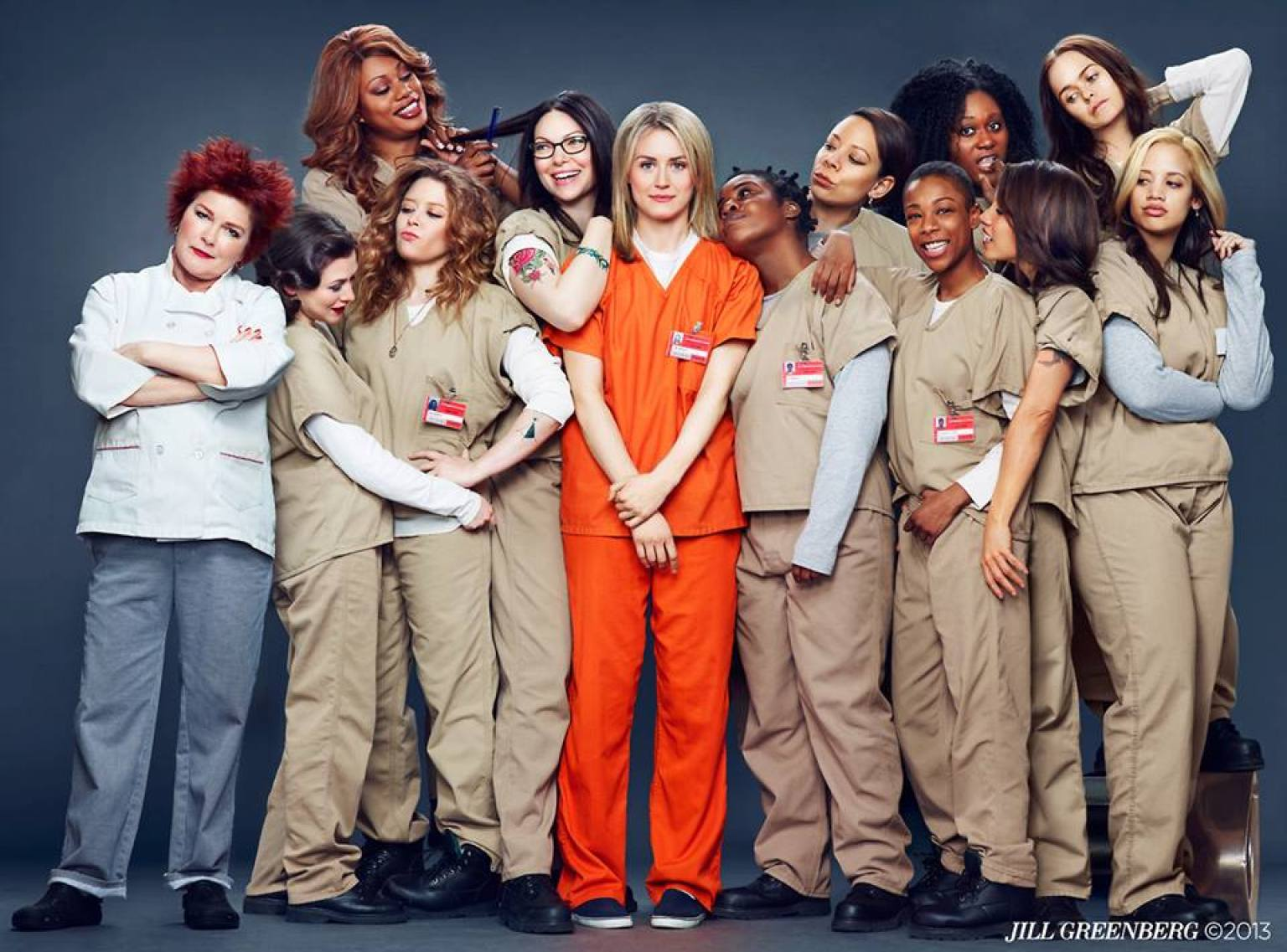 Orange Is The New Black (You Should Be Watching This)