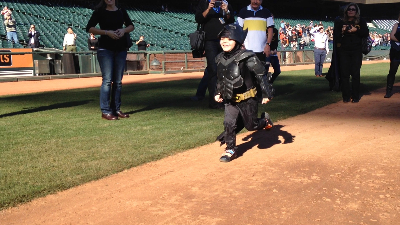 POW! Right In The Heart: Batkid Saves Our Faith In Humanity