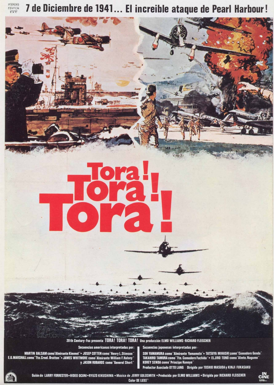 Retrospective Review: Tora! Tora! Tora!