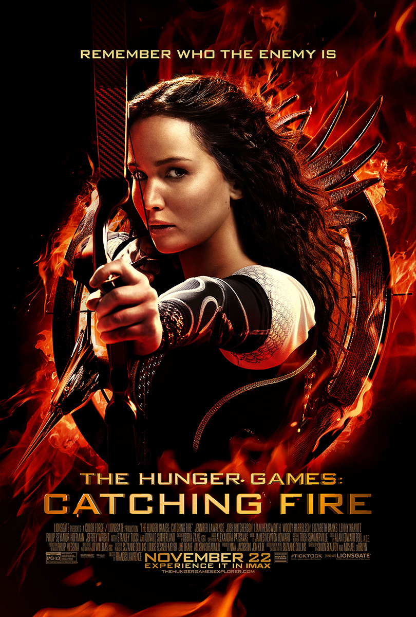 Retrospective Review – The Hunger Games: Catching Fire