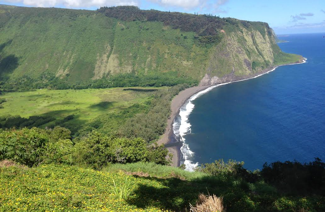 "Hitchhiker's Guide: ""The Big Island"" of Hawaii"