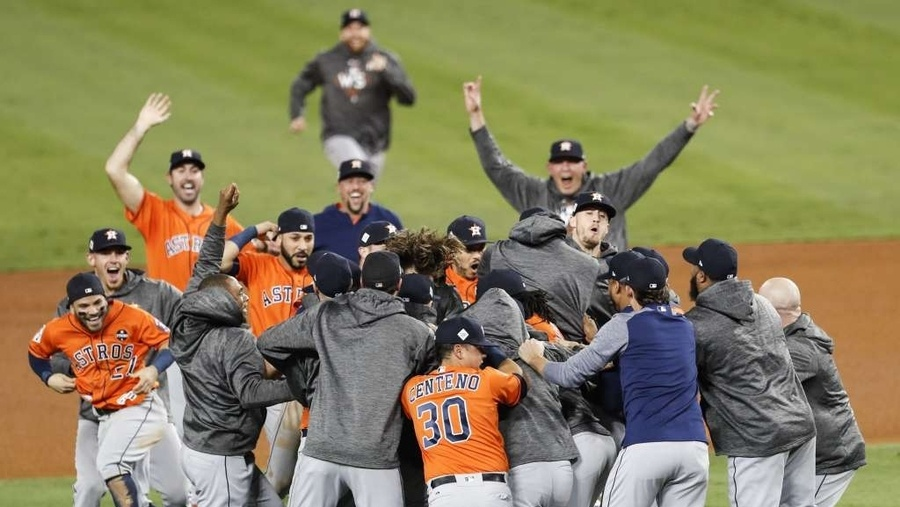 Astros Win Epic 2017 World Series in Anti-Climactic Game 7