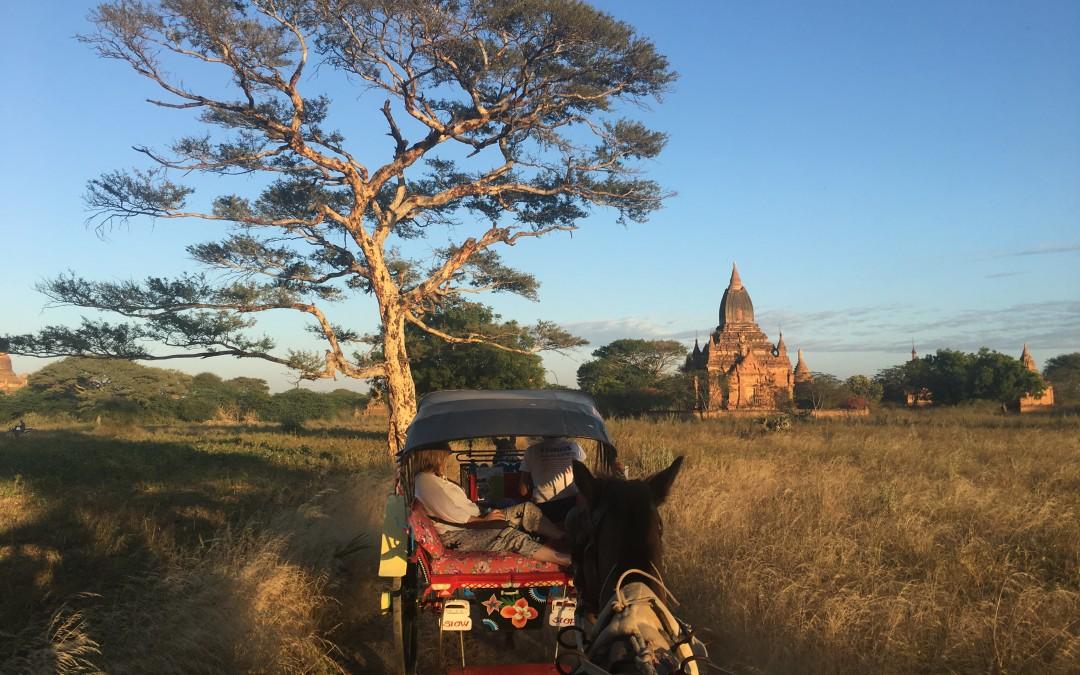 Hitchhiker's Guide: Bagan, Myanmar