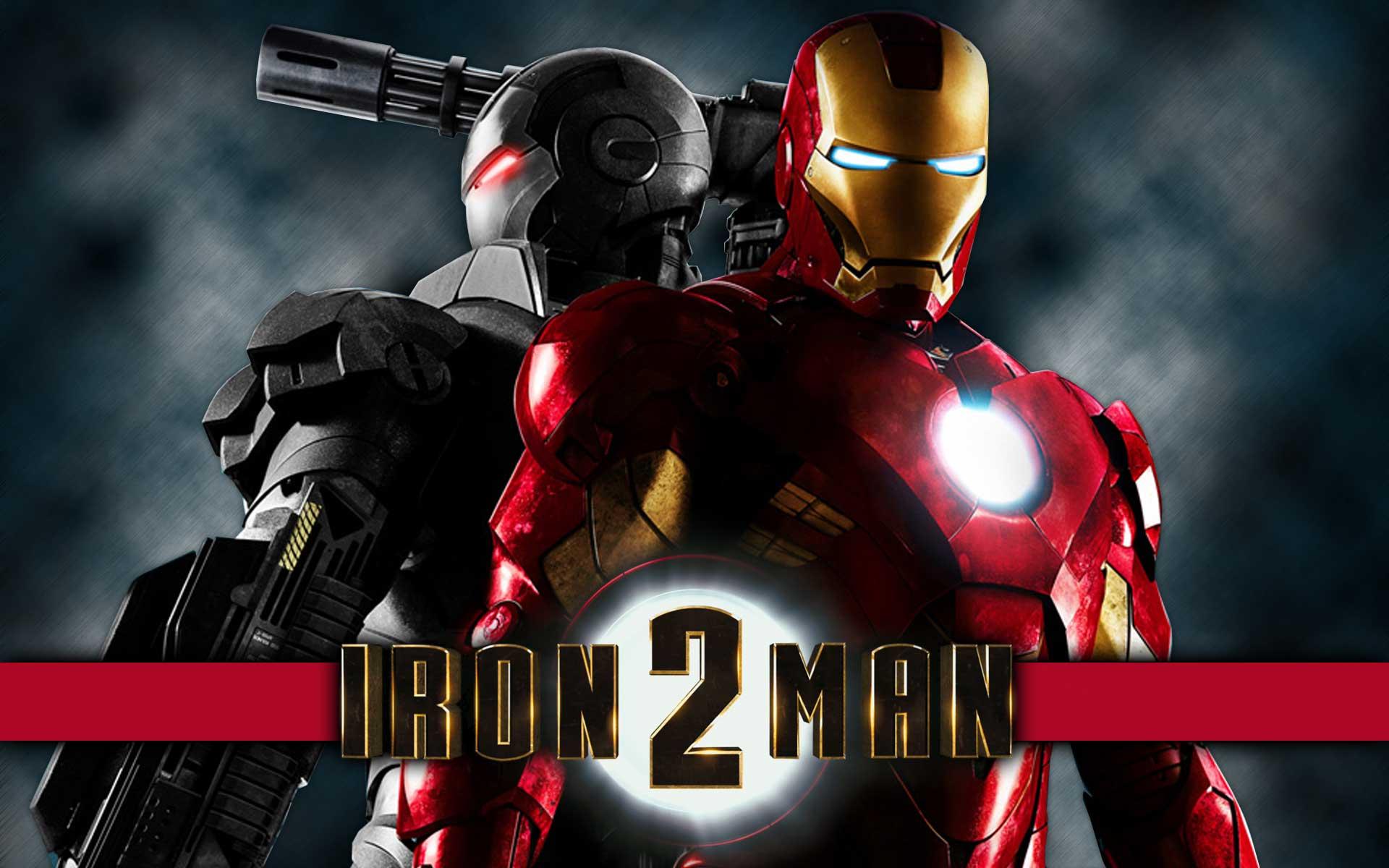 retrospective review: iron man 2 - rookerville